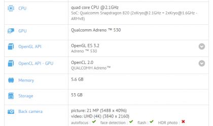 Asus ZenFone 4 specs revealed via GFXBench, release near?