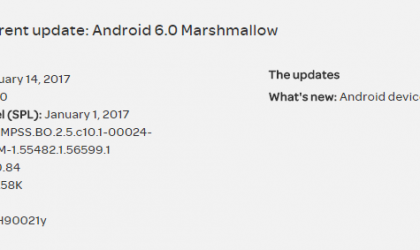AT&T LG V10 gets January security patch update, build H90021y