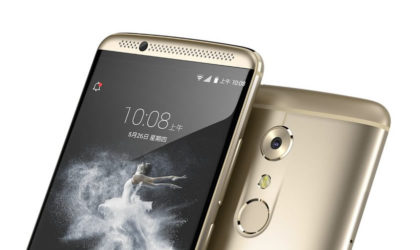 ZTE Axon 7 Oreo update will be releasing soon