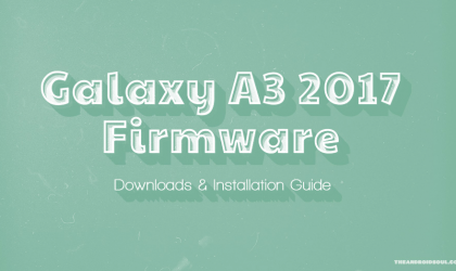 Download Galaxy A3 2017 Firmware
