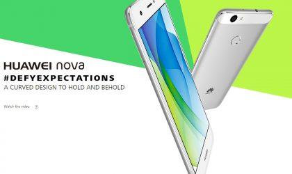 Huawei Nova released in South Africa, priced ZAR R 6999