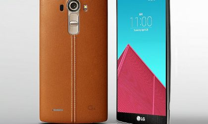 LG G4 and V10 Nougat update will release in Q3 2017, confirmed by LG