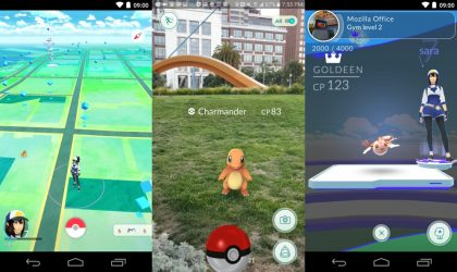 Pokemon Go update 0.57.2 just hit us, brings night mode, encounter music, bug fixes and much more
