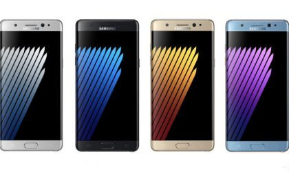 Refurbished Galaxy Note 7 set for release in June in India and Vietnam