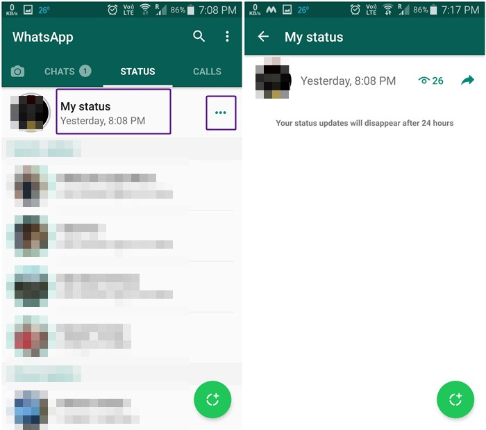 A Beginners Guide To The Whatsapp Status