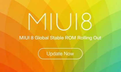 [Download] Xiaomi Redmi Note 4 (Qualcomm) MIUI 8.1 update released