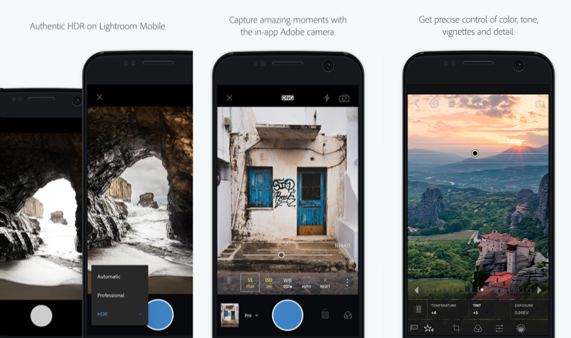 Adobe updates Lightgroom mobile app to bring in Authentic HDR