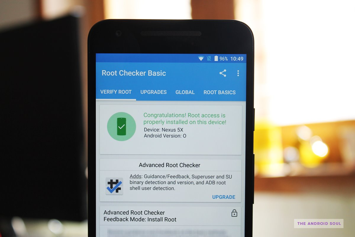 How to Root Android O (OPP1) on Nexus 5X and Nexus 6P using SuperSU