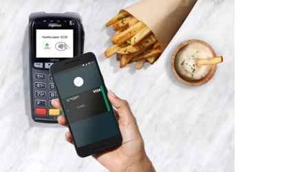 Google releases Android Pay in Belgium