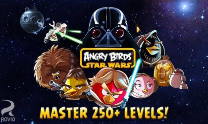 Angry Birds Star Wars HD is now available for free on Play Store