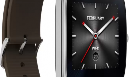 Asus ZenWatch 2 update rolling out with February security patch, build M6E69Z