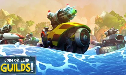 Rovio launches battle Bay on Play Store, Pre-register now