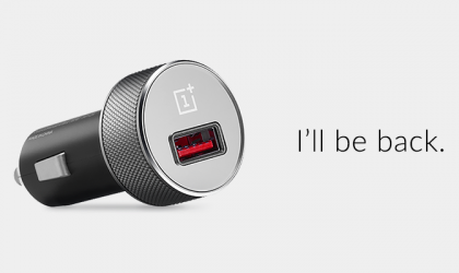 OnePlus Dash Car Charger to be back in stock by late April