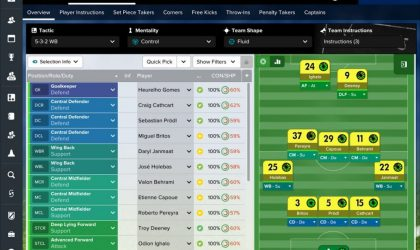 Sega's Football Manager Touch 2017 gets winter transfer window update (17.3.0)