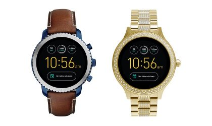 Fossil adds two new Android Wear 2.0 smartwatches to its Q line series
