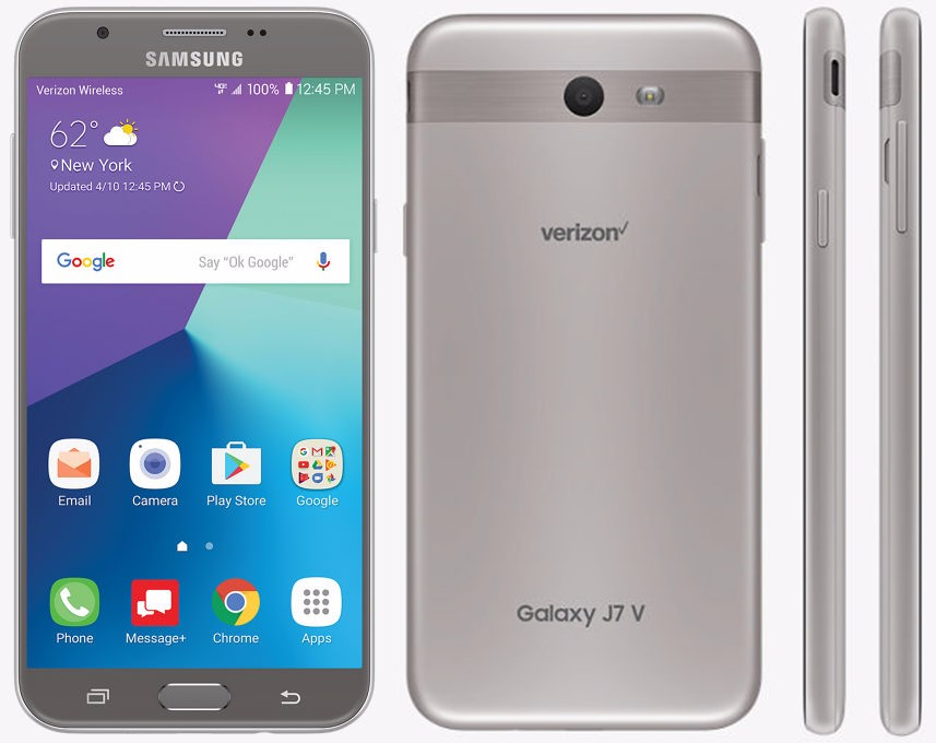 samsung galaxy j7 v 2017 specs review the android soul. Black Bedroom Furniture Sets. Home Design Ideas
