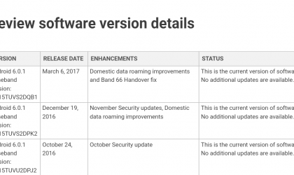 T-Mobile Galaxy Note Edge update rolling out with January security patch and performance improvements