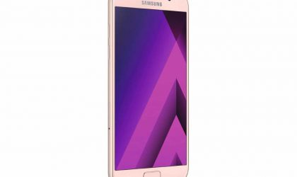 Galaxy A3 and A5 2017 gets peach color option in Germany