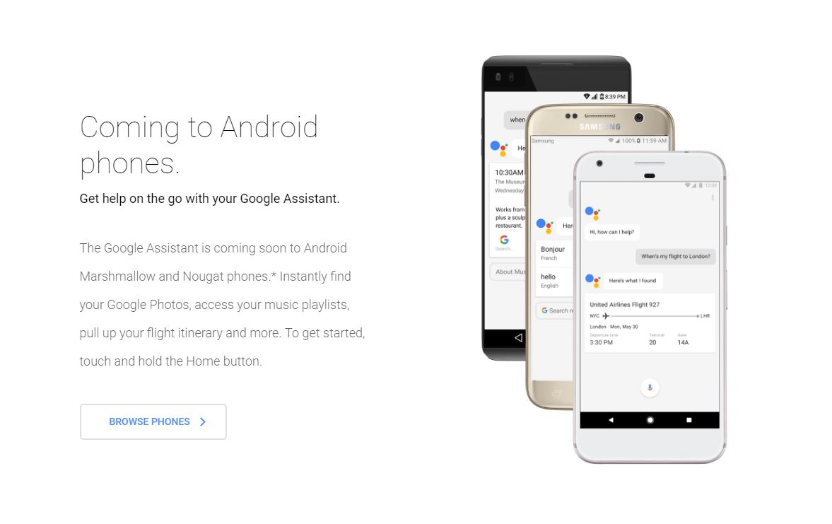 How to Install Google Assistant on LG G5, LG G4, LG G3, LG V20 and