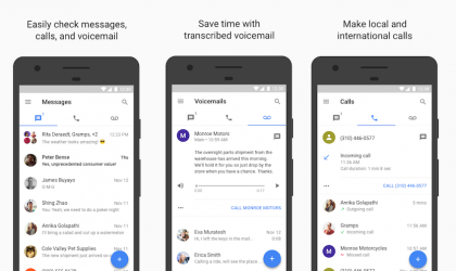Google Voice receives huge update that adds DND, GIF image search, conversation deletion and many other features