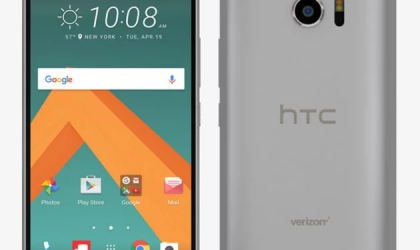 Verizon HTC 10 in turn for a new update today as version 2.41.605.18