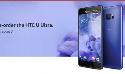 HTC U Ultra to release in Australia on 8th March, Vodafone now taking pre-orders