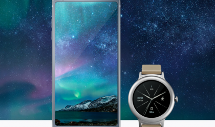 LG is giving a free LG Watch Style with LG G6 pre-orders in Russia