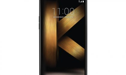 T-Mobile makes LG K20 official without announcing it