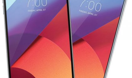 LG G6 USA release date must be April 7