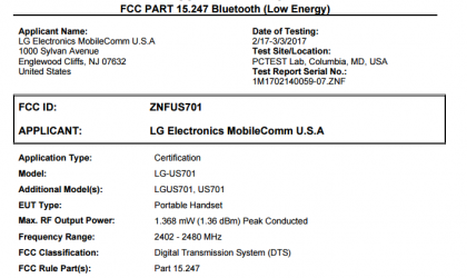 Is LG X Power2 for US Cellular set for launch in near future?
