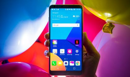 LG G6 deals and pre-order offers