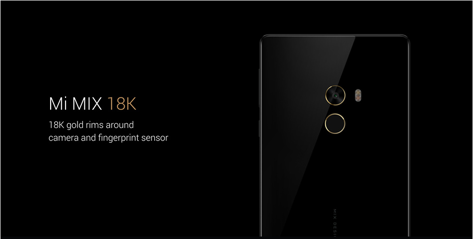 725a960a6f409 Deal  Xiaomi Mi Mix 18k (256GB) available for  700