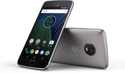 Moto G5 Plus launched in India, to go on sale tonight