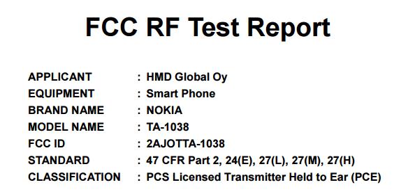Nokia-6-FCC-RF