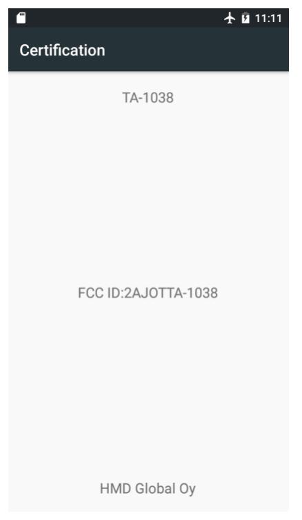 Nokia-6-FCC