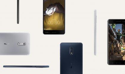 Nokia 6, Nokia 5 and Nokia 3 to release in Malaysia on May 30
