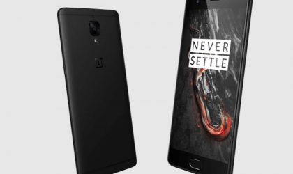 OnePlus 3 and 3T receive another OTA update today to fix issues with expanded screenshots and data usage