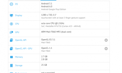 Oppo A39 Marshmallow update should release soon, spotted running Android 6.0 on GFXBench