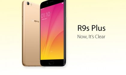 Oppo R9s Plus now available in Australia, priced $698