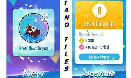 Piano Tiles 2 update introduces new songs, music chart and quest system