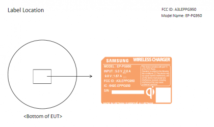FCC clears Samsung Galaxy S8 Wireless Charger and Korean and Chinese variants
