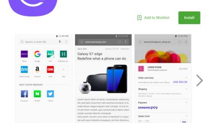 Download Samsung Internet Beta APK