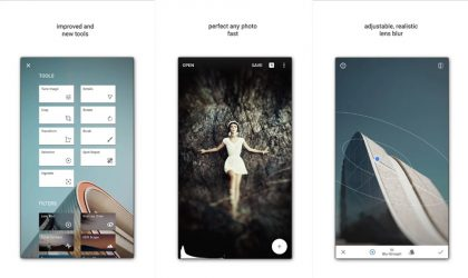 Snapseed 2.16 update brings reusable looks that you can also share, and much more