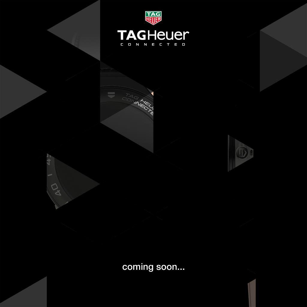 Tag Heuer, Intel announce Modular 45 smartwatch starting at $1650
