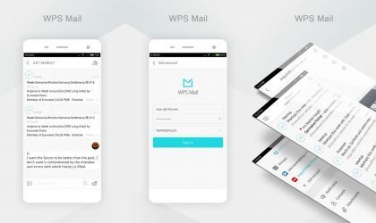WPS Mail update: Version 4.3.2 brings nine smart categories to auto-classify your emails