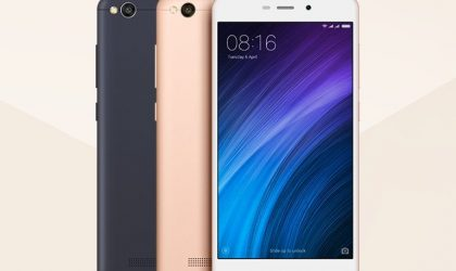 Xiaomi Redmi 4A 32GB launching in Malaysia on 18th March, priced RM 590