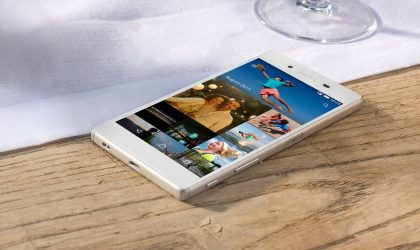 Sony to fix Xperia Z5's 'low in-call volume' issue next month via an OTA update