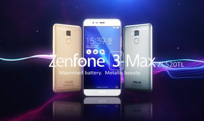 Asus Zenfone 3 Max update rolling out with optimized Camera, Touch performance and bug fixes