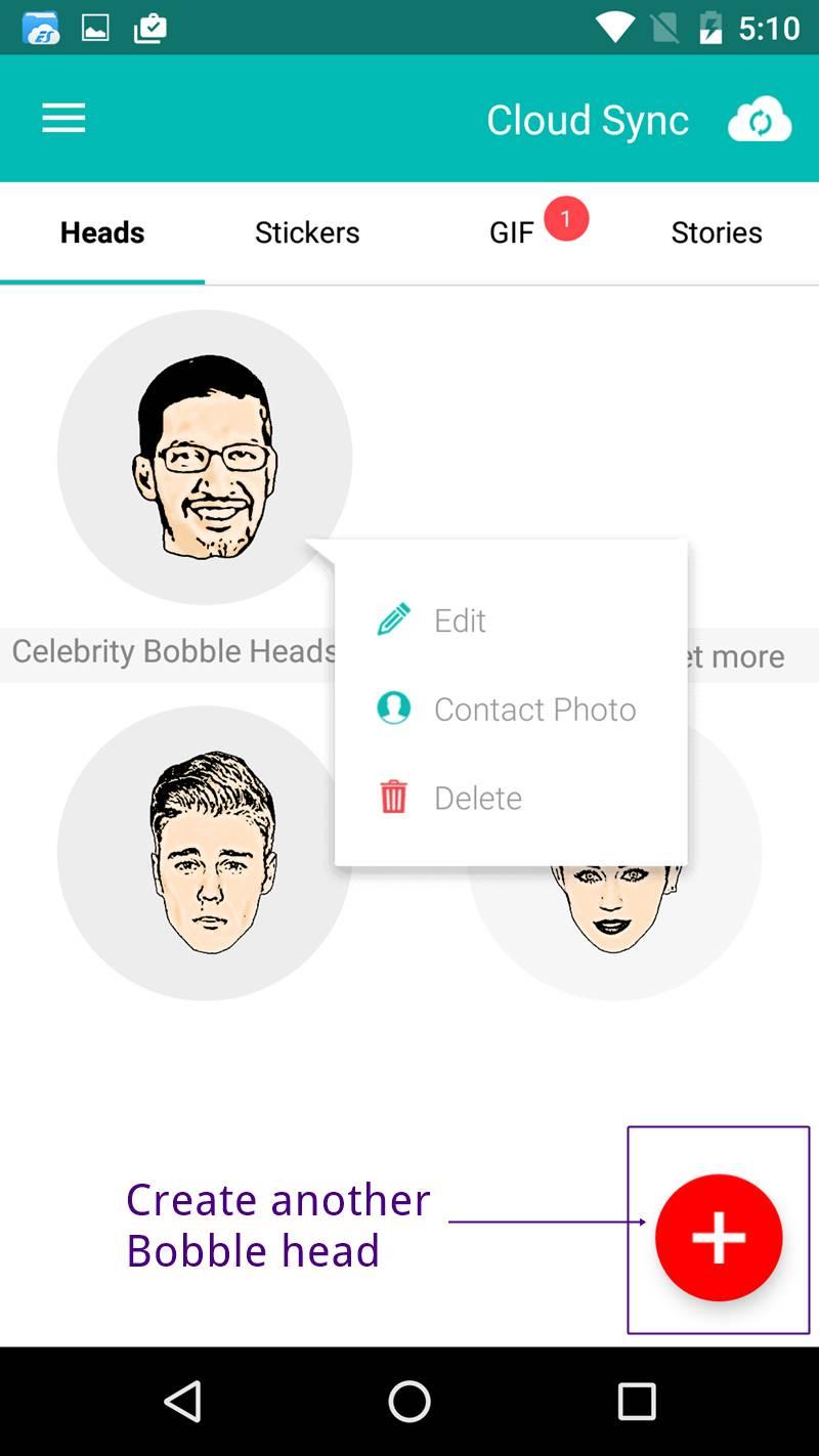 create-multiple-bobble-heads
