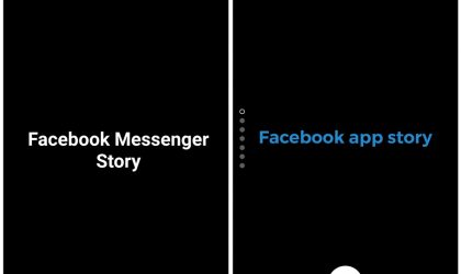 What's the difference between Facebook Stories and Messenger Stories